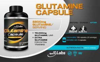 L-глютамин в бодибилдинге: как принимать, действие,  отзывы