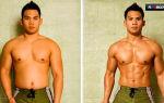 Сброс лишнего веса с помощью бодибилдинга