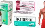 Бронхолитин, кофеин и аспирин, как принимать для похудения