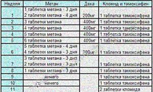 Метан — как правильно принимать, курс соло, побочные действия метана, отзывы