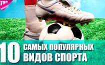 Самые популярные виды спорта в россии, рейтинг топ 10