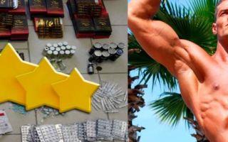 Эффективный курс набора массы при помощи стероидов для начинающих
