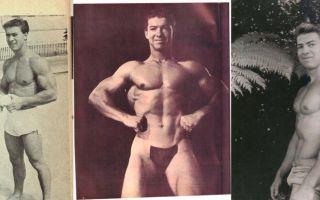 Ларри скотт: биография, программа тренировок, рост, вес