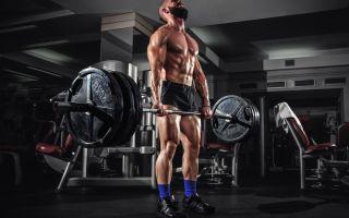 Нужна ли становая тяга в бодибилдинге? травмы, увеличение талии