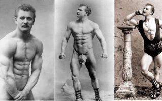 История и эволюция бодибилдинга