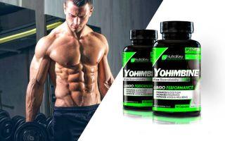 Йохимбин гидрохлорид для похудения в бодибилинге, как принимать йохимбин