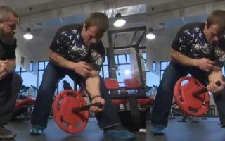 Упражнения для развития силы в армрестлинге