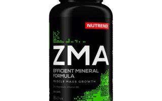Zma — как принимать, эффективность и отзывы