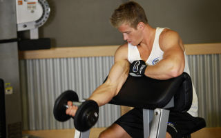 5 лучших упражнений для бицепса