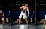 Кроссфит с гирей: упражнения и программа тренировки
