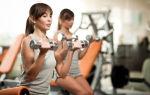 Круговой тренинг как способ похудеть, в тренажерном зале