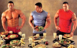 Спортивная диета для сжигания жира для мужчин