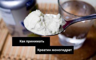Просроченный креатин моногидрат — можно ли пить?