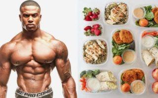 Диета для роста мышц, питание бодибилдеров
