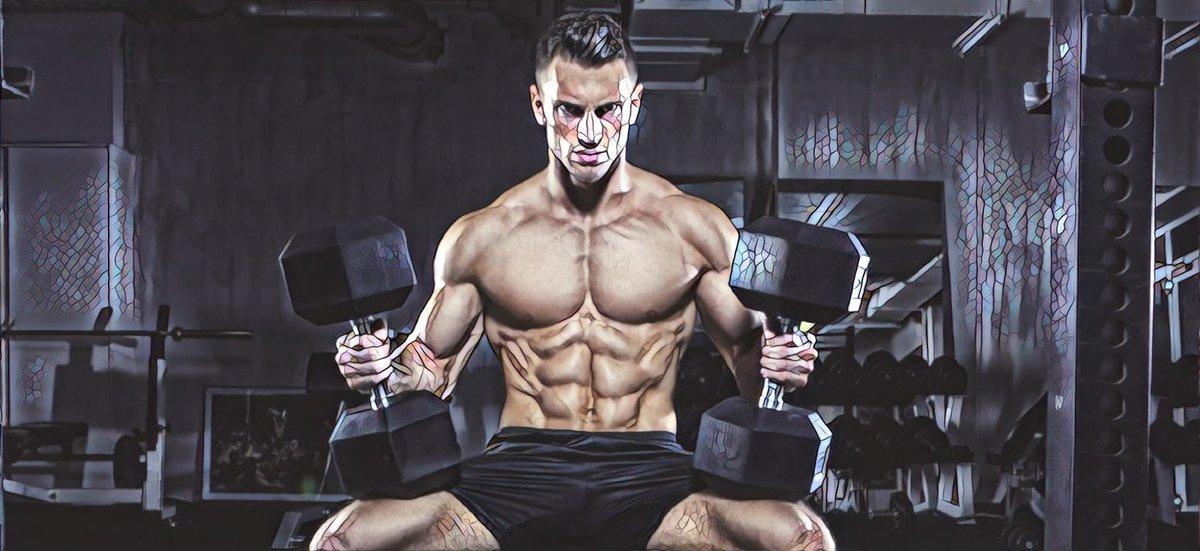 План тренировок для мужчин на увеличение силы и объёма мышц