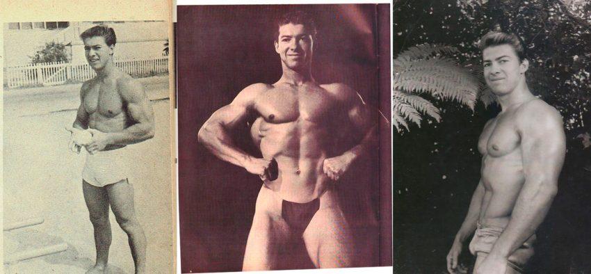 Биография карьера и особенности тренировок ларри скотта