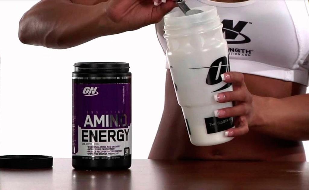 Amino energy от optimum nutrition как принимать состав отзывы