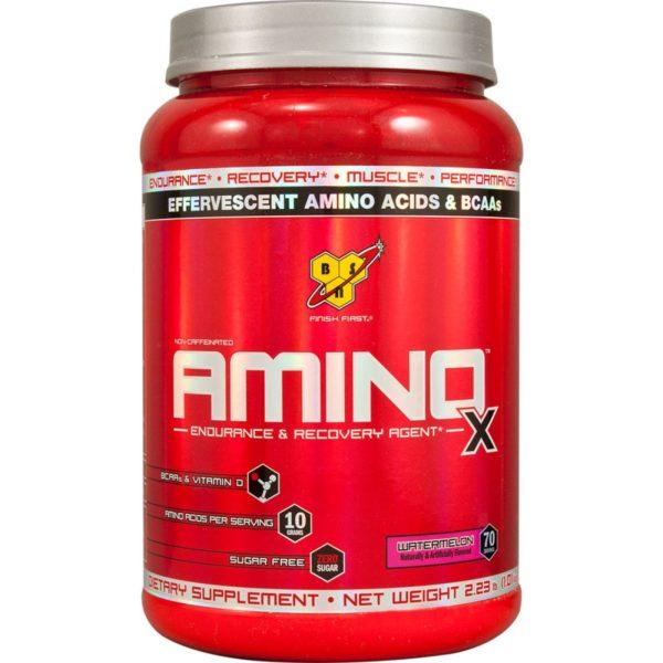 AMINOx от BSN как принимать полезные свойства