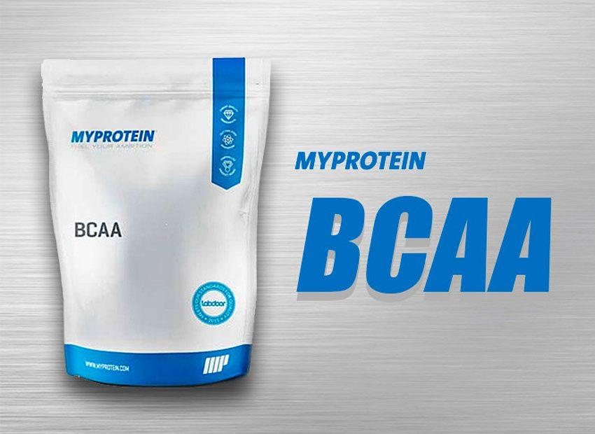 Bcaa от myprotein: как принимать, состав и отзывы