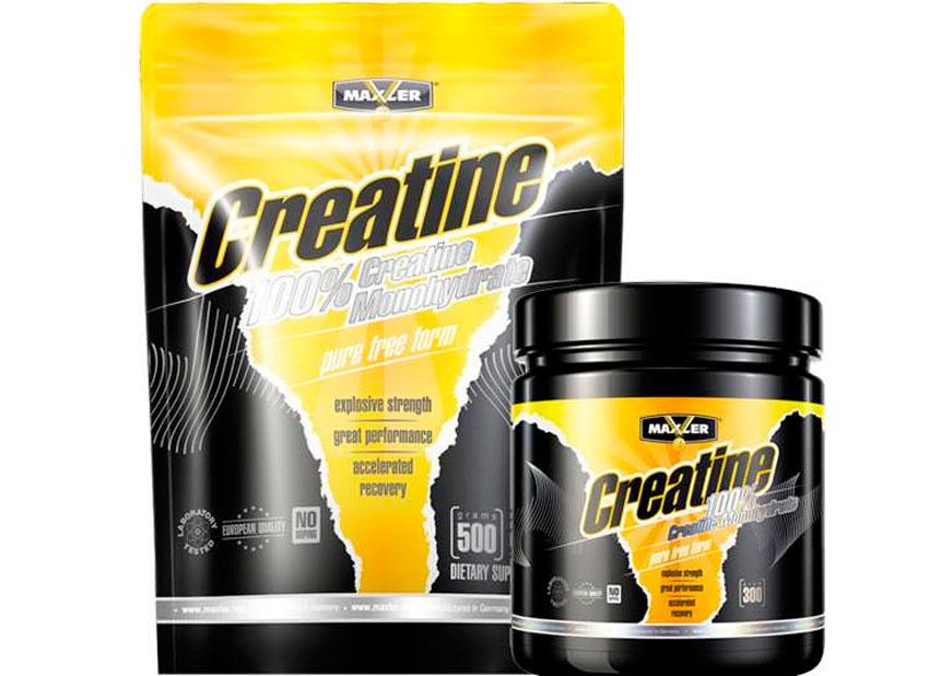 Creatine Monohydrate от Maxler как принимать отзывы о креатине