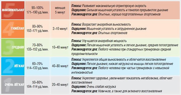 Кардиотренировка - правила какой должен быть пульс