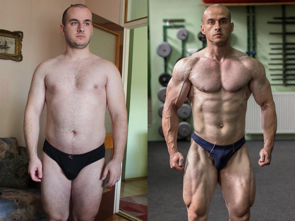 курс на сушку до и после фото самое