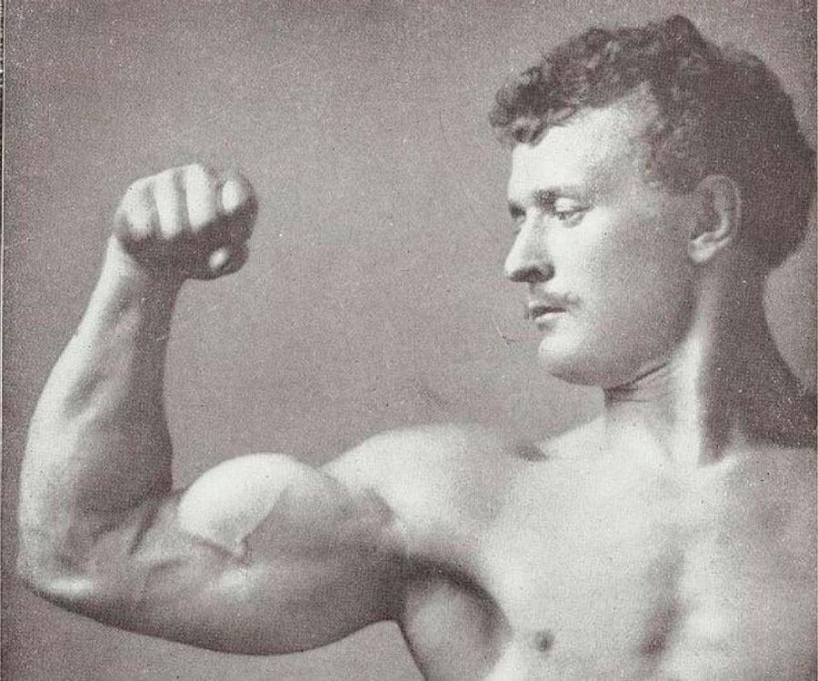 Евгений Сандов — основоположник бодибилдинга