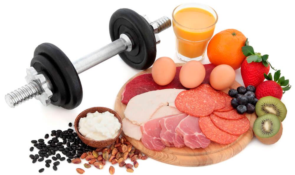Спорт И Диет Питание. Правильное питание для спортсменов: полноценный рацион на неделю