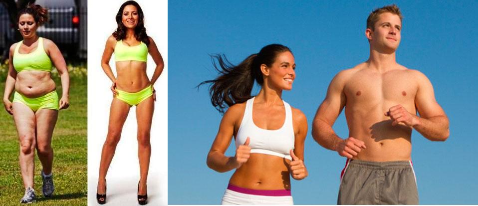 Бег для похудения. Как правильно бегать, как похудеть с помощью бега.