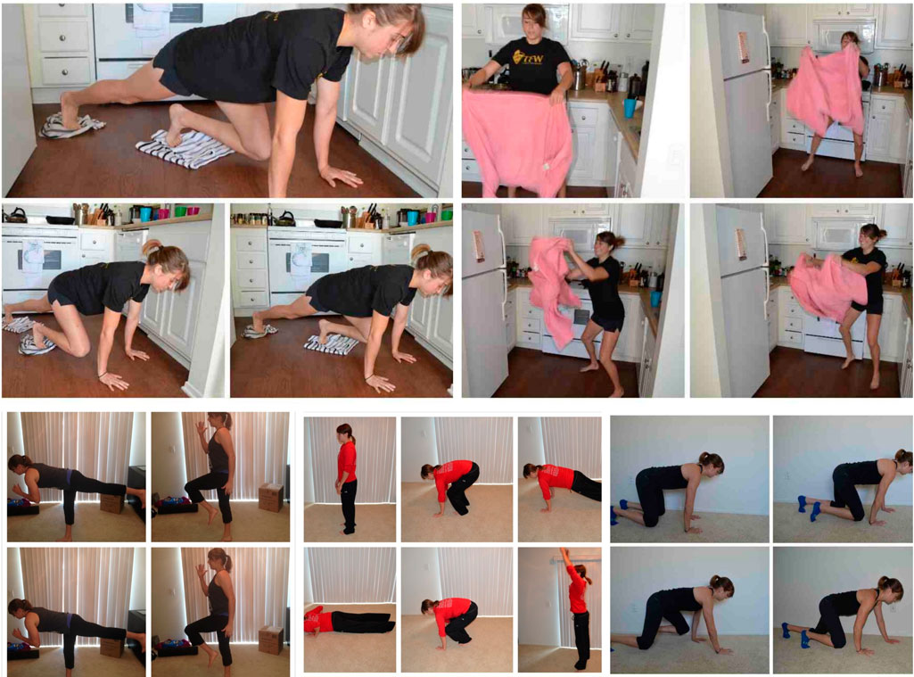 Кардио упражнения на похудение