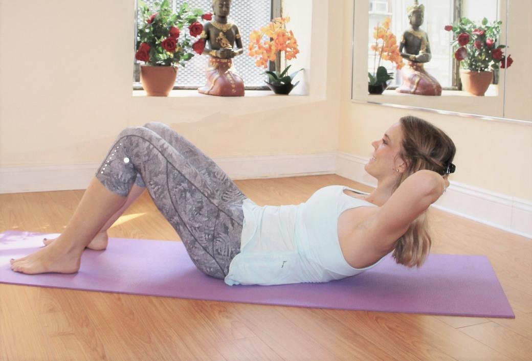 Упражнения на пресс видео уроки для похудения