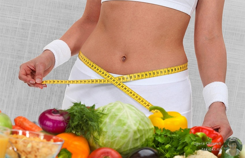 Как Можно Похудеть Питание.