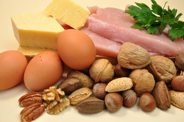 30 граммов белка в продуктах протеин в пище