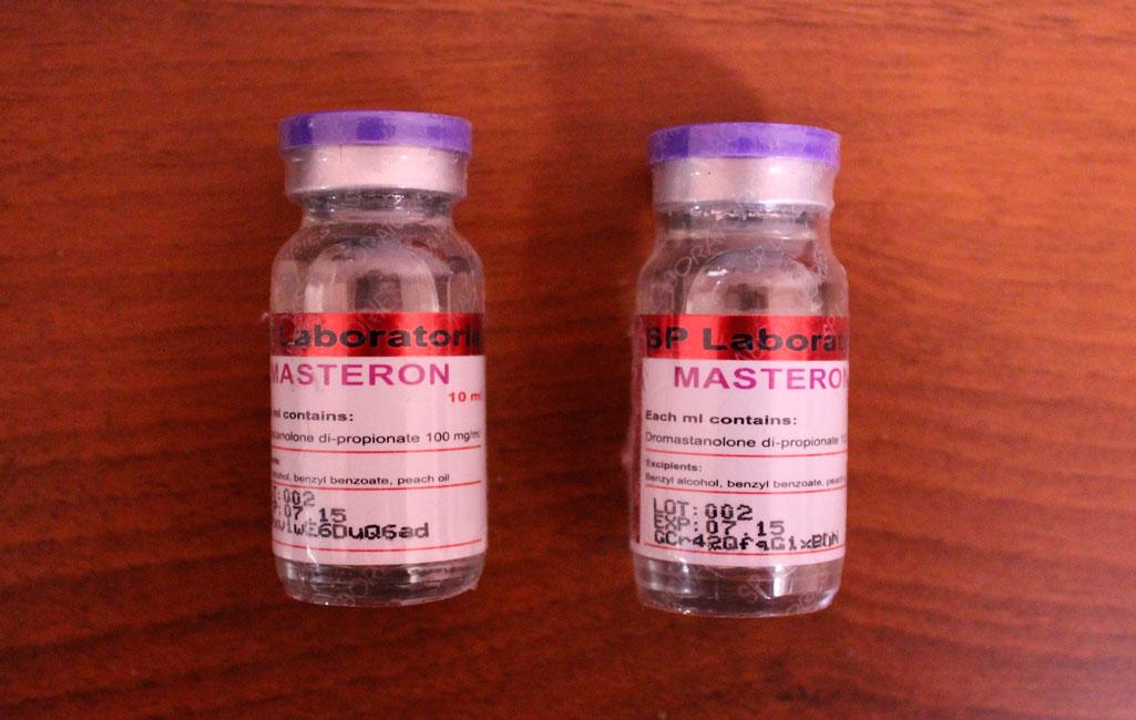 Дростанолон мастерон курс соло пропионат и энантат отзывы