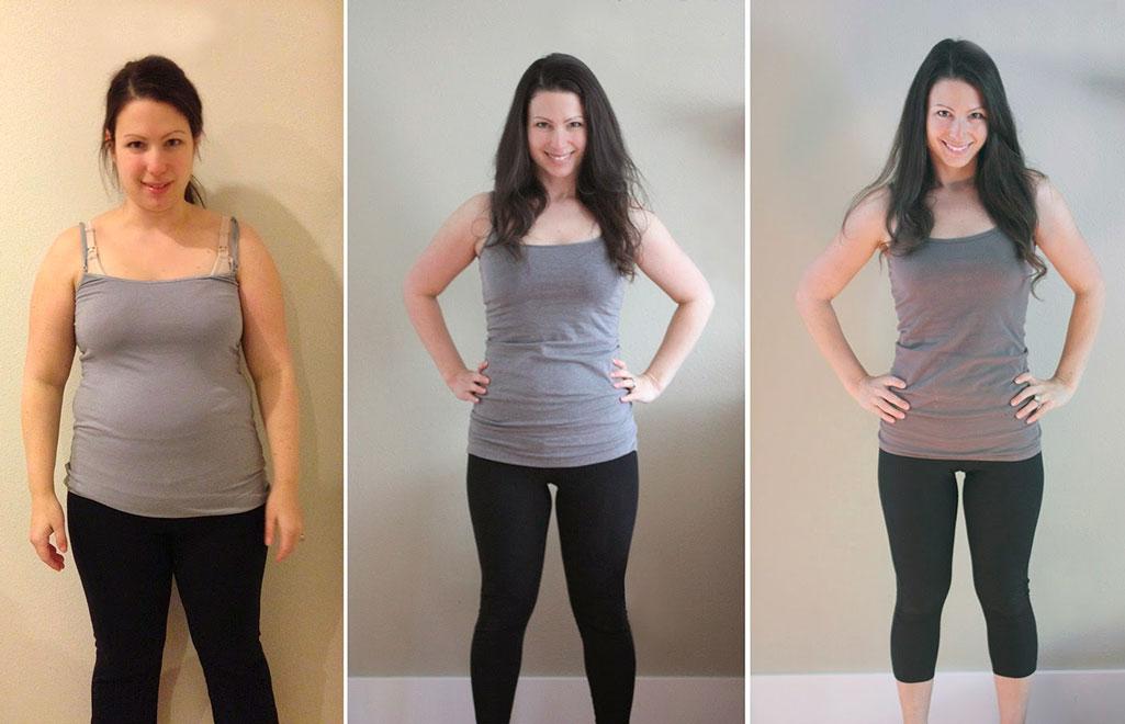 На сколько кг можно похудеть за месяц реально и максимально