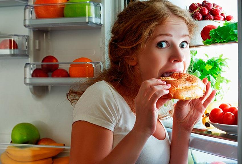 срываюсь каждый день с диеты