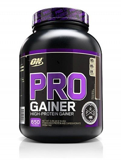 Pro complex gainer от optimum nutrition: как принимать, состав