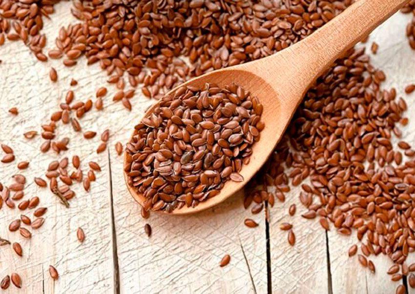 семена льна для волос и кожи